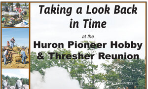 Huron Pioneer Thresher and Hobby Association 2020